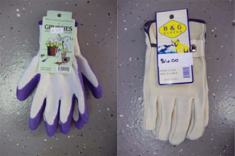Landscaping Supplies – Gloves - Landscaping Supplies - Gloves - Brink Wood ProductsBrink Wood Products