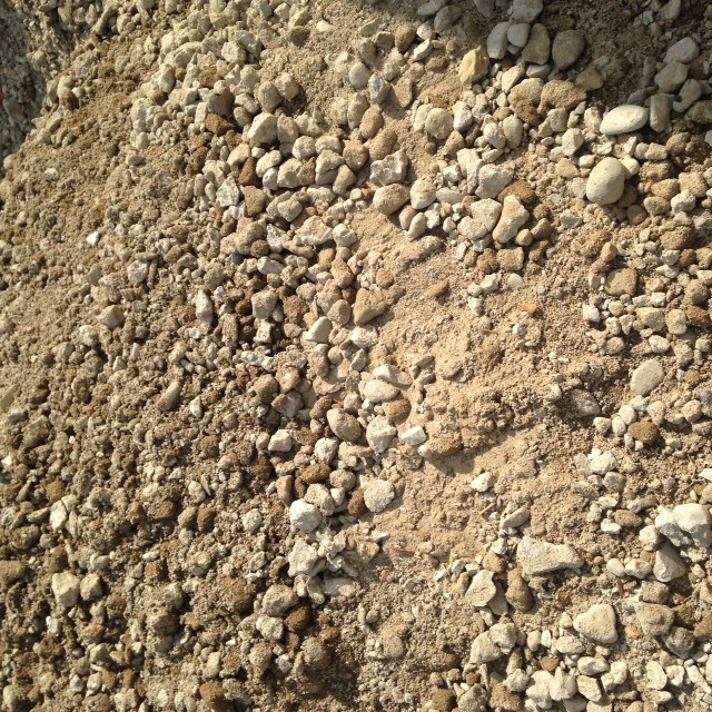 Crushed Concrete - Cubic Yard