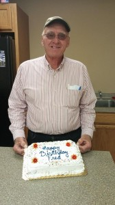 Fred Brink 71st Birthday September 20